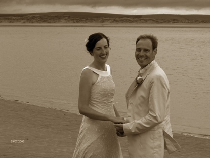 Love in Appledore- Simon & Kate Mugglestone