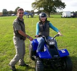 Quad Biking & Motorised Activities