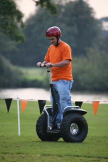 Segways rental