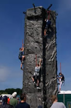Mobile Climbing Wall Hire